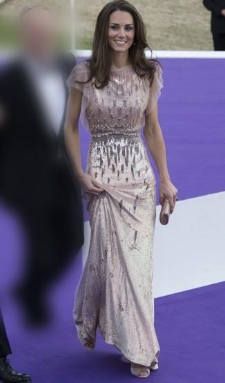 Vestido Jenny Packham