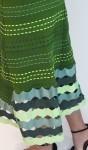 Vestido Evasê Bandage