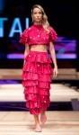 Conjunto Rosa Pink Bordado