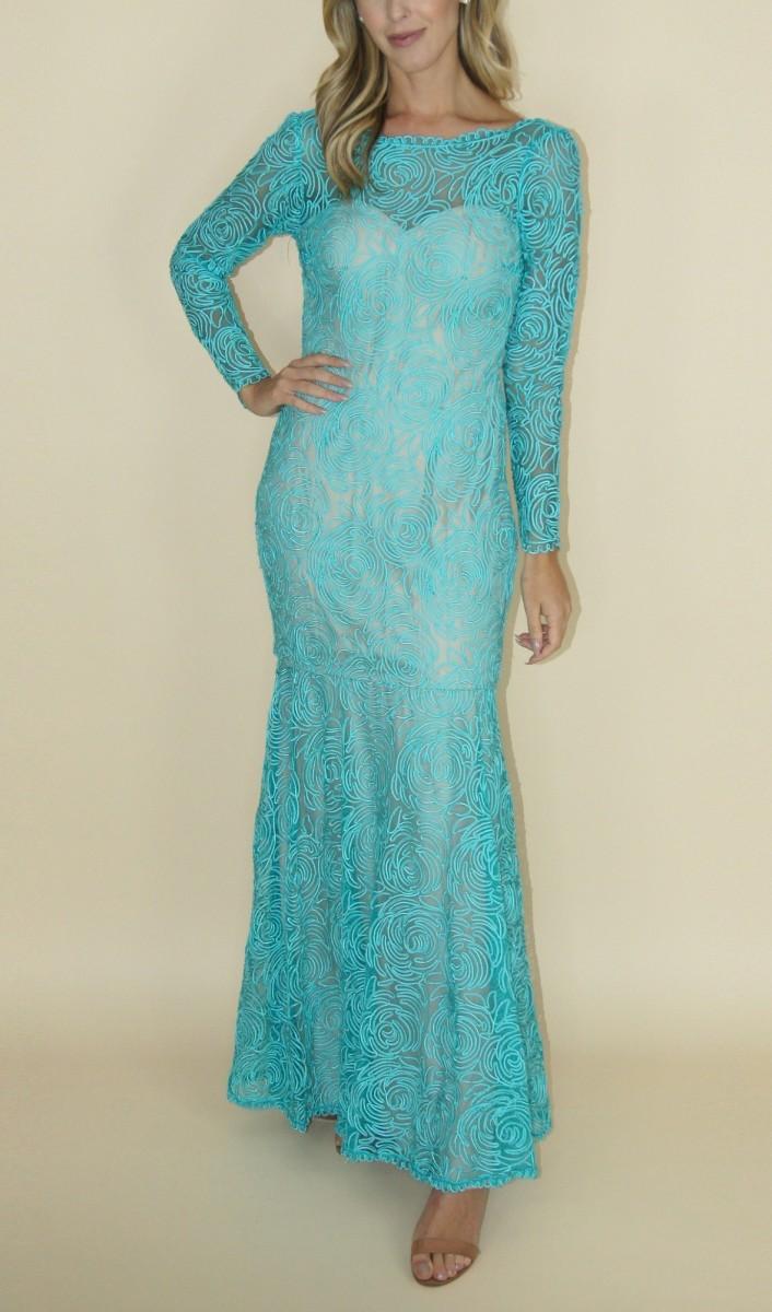 Lele Saddi Vestido de Renda