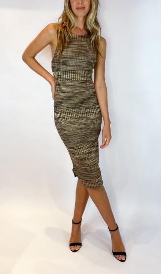 Vestido de Tricot