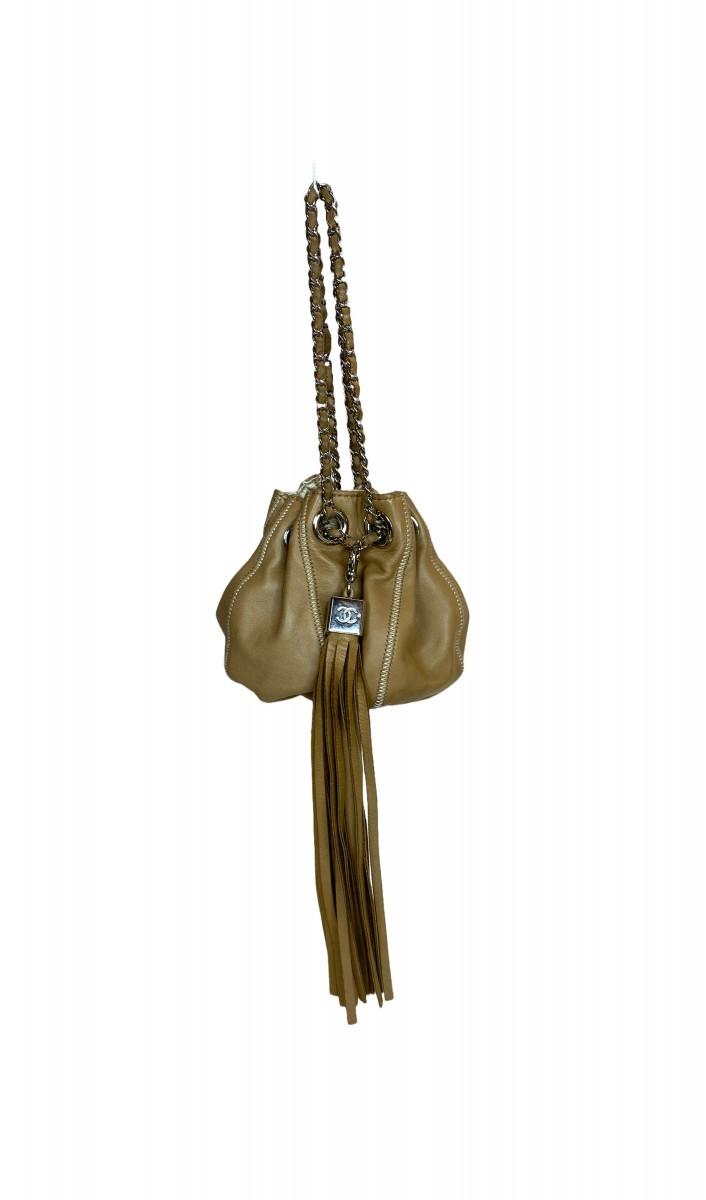 Bolsa Chanel Sac cordon
