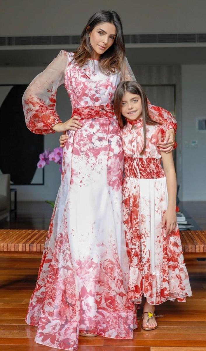 Ca Celico Vestido Flores